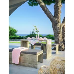 Multifunkčný Záhradný Nábytok Mykonos