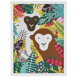Obraz S Klínovým Rámom Monkey Island